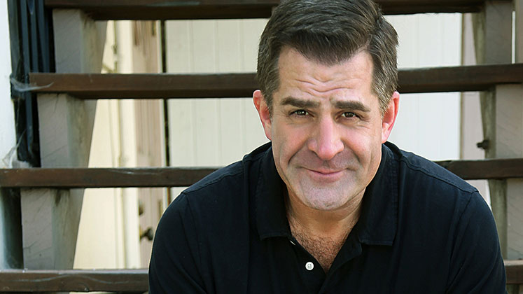 Large image of stand-Up comic Todd Glass