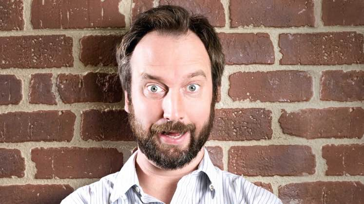 Large image of stand-Up comic Tom Green