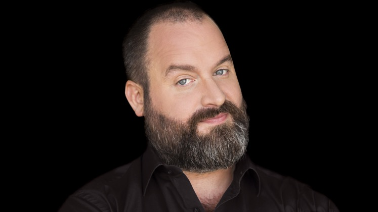 Large image of stand-Up comic Tom Segura