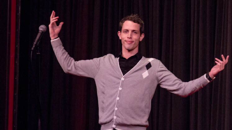 Large image of stand-Up comic Tony Hinchcliffe