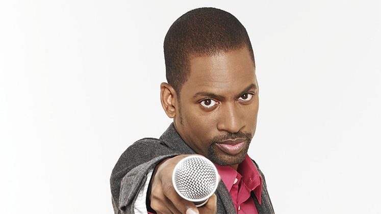 Large image of stand-Up comic Tony Rock