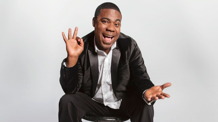 Large image of stand-Up comic Tracy Morgan