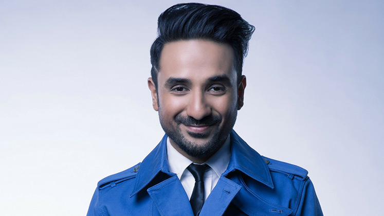 Large image of stand-Up comic Vir Das