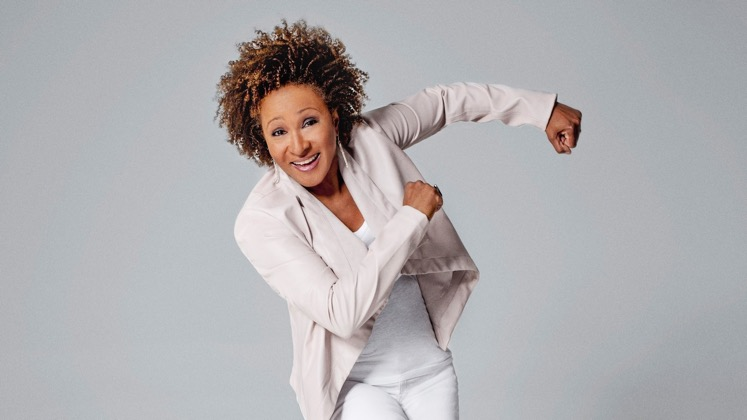 Large image of stand-Up comic Wanda Sykes}