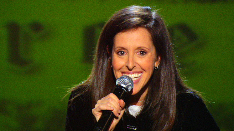 Large image of stand-Up comic Wendy Liebman