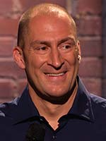Stand-Up Comedian Ben Bailey
