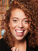 Stand-Up Comedian Michelle Wolf