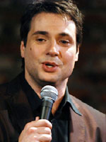 Stand-Up Comedian Adam Ferrara