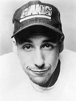 Stand-Up Comedian Adam Sandler