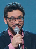 Stand-Up Comedian Al Madrigal