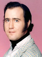 Stand-Up Comedian Andy Kaufman