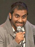 Stand-Up Comedian Aziz Ansari