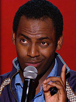 Stand-Up Comedian Baron Vaughn