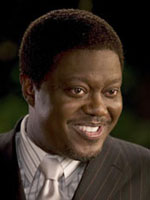 Stand-Up Comedian Bernie Mac