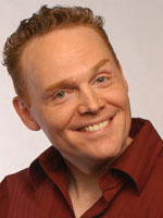 Stand-Up Comedian Bill Burr