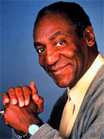 Stand-Up Comedian Bill Cosby