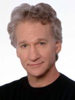 Stand-Up Comedian Bill Maher