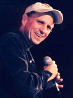 Stand-Up Comedian Bobcat Goldthwait