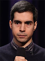 Stand-Up Comedian Brent Weinbach