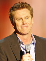 Stand-Up Comedian Brian Regan