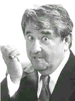Stand-Up Comedian Buddy Hackett