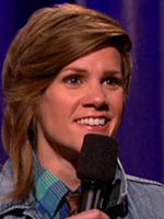 Stand-Up Comedian Cameron Esposito