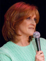 Stand-Up Comedian Carol Leifer