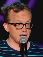 Stand-Up Comedian Chris Gethard