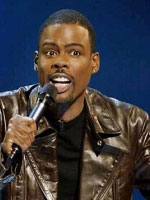 Stand-Up Comedian Chris Rock