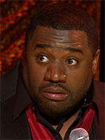 Stand-Up Comedian Corey Holcomb