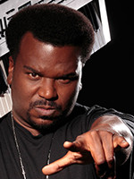 Stand-Up Comedian Craig Robinson