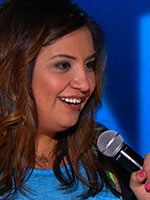 Stand-Up Comedian Cristela Alonzo