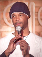 Stand-Up Comedian Damon Wayans