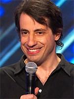 Stand-Up Comedian Dan Naturman