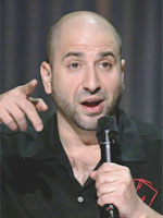 Stand-Up Comedian Dave Attell
