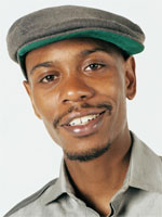 Stand-Up Comedian Dave Chappelle