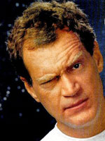 Stand-Up Comedian David Letterman