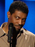 Stand-Up Comedian Deon Cole