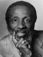 Stand-Up Comedian Dick Gregory