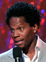 Stand-Up Comedian D.L. Hughley