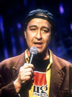 Stand-Up Comedian Dom Irrera