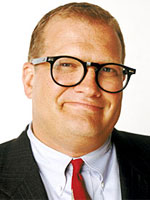 Stand-Up Comedian Drew Carey