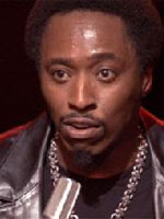 Stand-Up Comedian Eddie Griffin