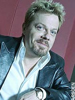 Stand-Up Comedian Eddie Izzard