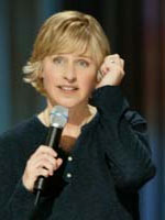 Stand-Up Comedian Ellen DeGeneres