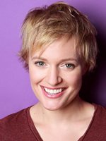 Stand-Up Comedian Emma Willmann