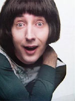 Stand-Up Comedian Emo Philips