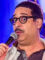 Stand-Up Comedian Erik Griffin