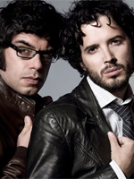 Stand-Up Comedian Flight of the Conchords