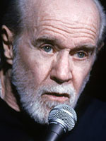 Stand-Up Comedian George Carlin